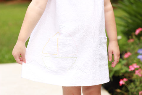 Julie Sailboat Jumper Lullaby Set