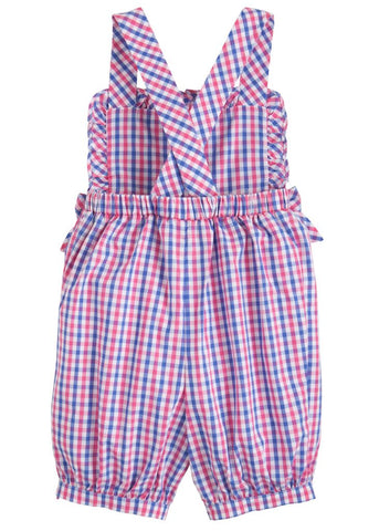 Bar Harbor Bow Bow Romper Little English
