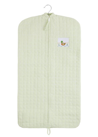 Mallard Quilted Garment Bag Little English
