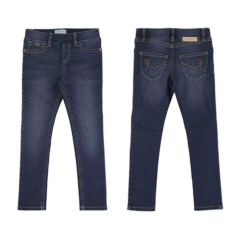 Basic Denim Pants Mayoral