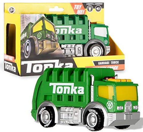 Mighty Force Recycle Truck Tonka