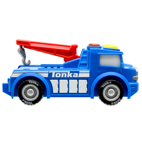 Mighty Force Tow Truck Tonka