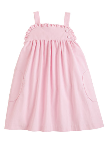 Ruffled Cord Jumper Little English