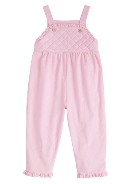 Ruffled Cord Overall Little English