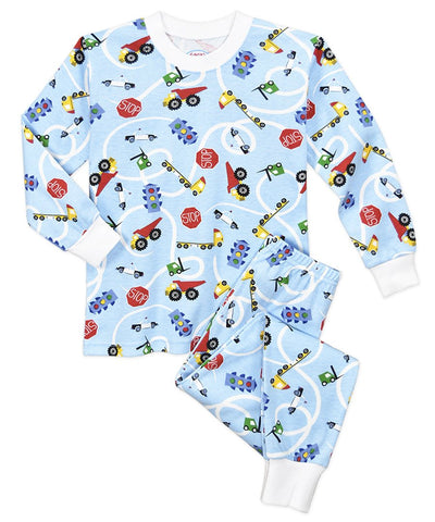 Vroom 2Pc Pjs Sara's Prints