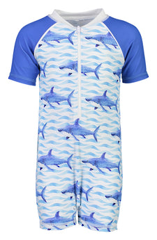 School of Sharks SS Sunsuit Snapper Rock