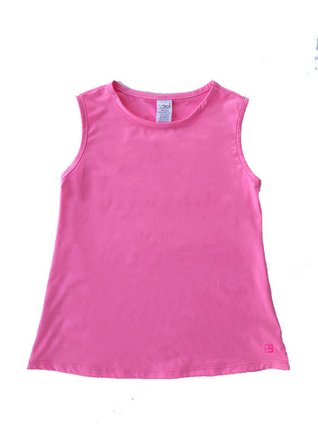Tori Tank Hot Pink by SET Athleisure