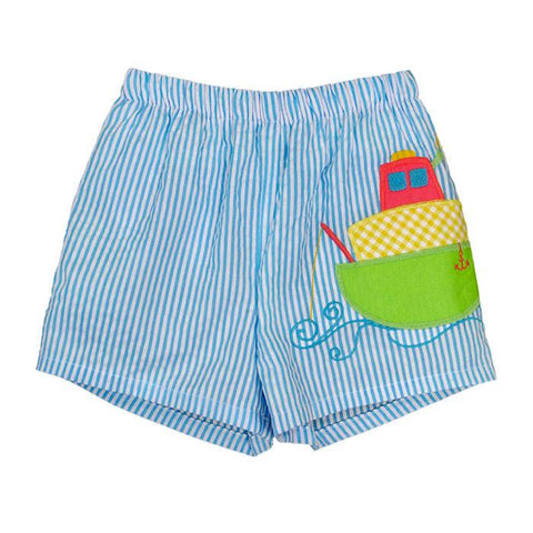 Tugboat Swim Trunks Bailey Boys