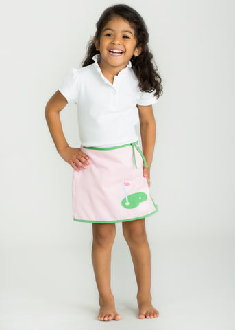 Golf Augusta Skort Little English