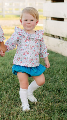 Bow Cord Bloomer Little English