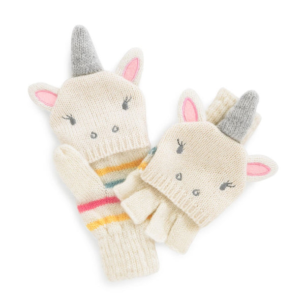 Unicorn Gloves JoJo Maman Bebe