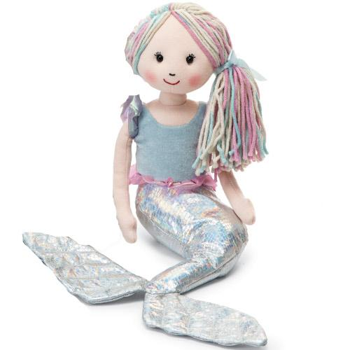 Aqua Lily Little Mermaid Jellycat