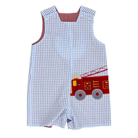 Firetruck/Seal Reversible Shortall The Bailey Boys