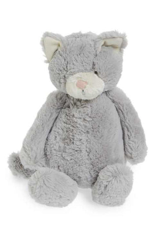 Bashful Kitty Gray Med Jellycat