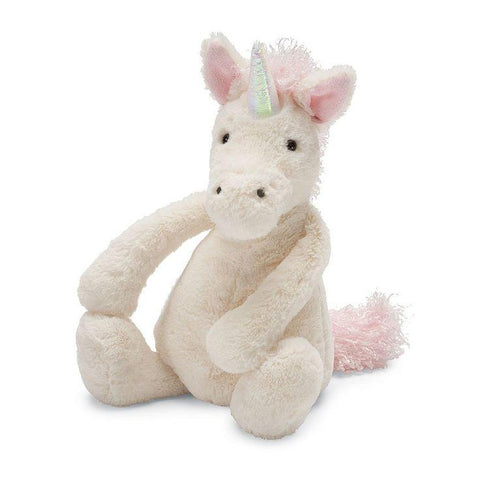Bashful Unicorn Med Jellycat