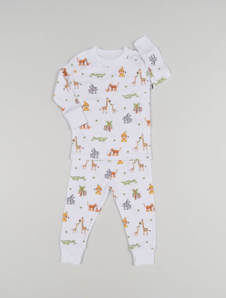 Jolly Jungle 2pc Pjs Kissy Kissy