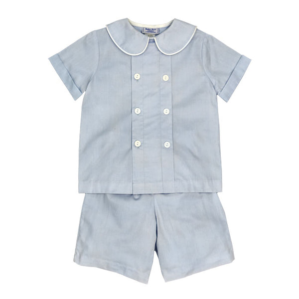 Doeskin Cotton Short Sets Months The Bailey Boys