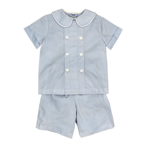 Doeskin Cotton Short Sets The Bailey Boys