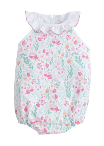 Boca Floral Caroline Bubble Little English