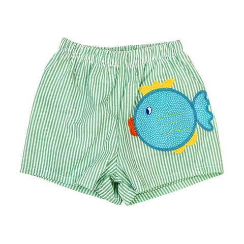 Bubble Fish Swim Trunks The Bailey Boys