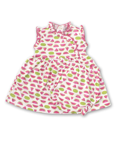 Whimsical Watermelons Dress Months Kissy Kissy