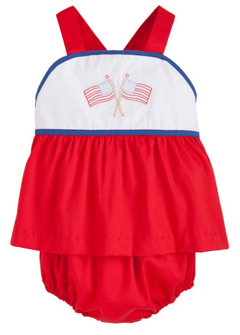 Flag Linville Bloomer Set Little English