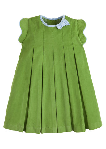 Pleats Dress Little English