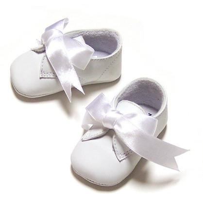 Christening Shoe with Bow L'Amour/Angel Shoes