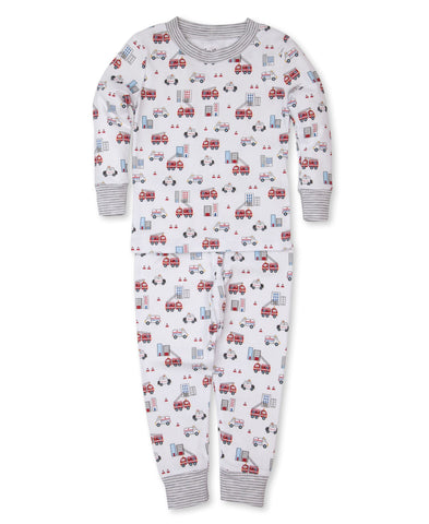 City Rescue 2pc Pjs Kissy Kissy