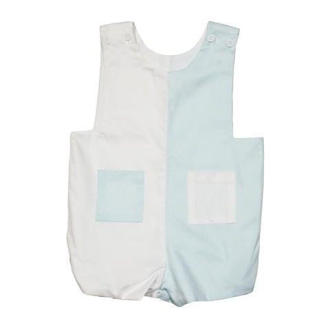 Color Block Shortall Jonah By Lullaby Set
