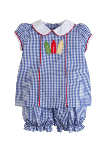 Crayon Abbey Bloomer Set Little English