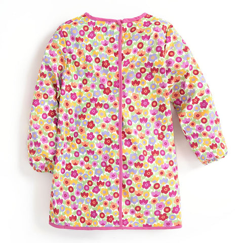 Multi Purpose Flower Coverall Jojo Maman Bebe