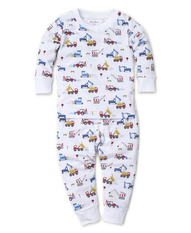 Diggers 2pc Pjs Toddler Kissy Kissy