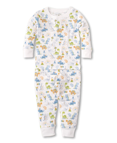 Dino Dash 2pc Pjs Toddler Kissy Kissy