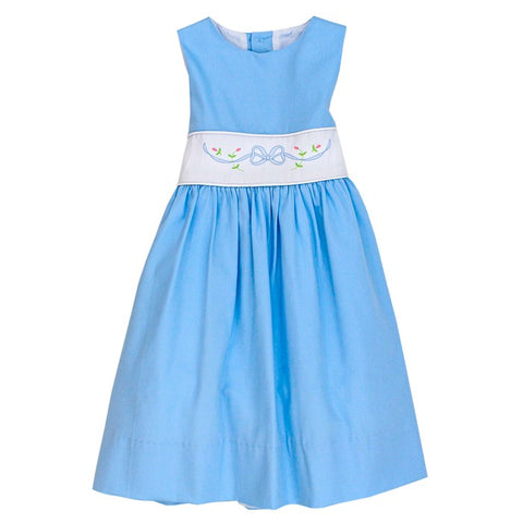 Blue Bonnet Dress The Bailey Boys