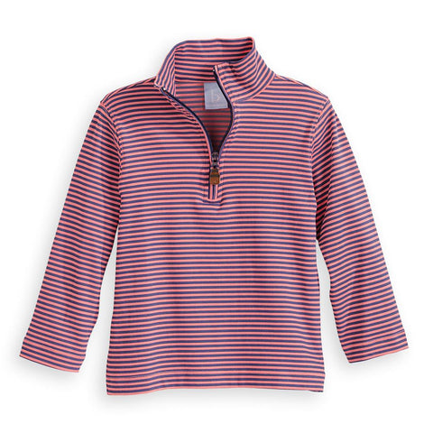 Pima Half Zip Pullover Bella Bliss