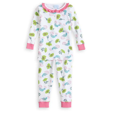 Peacock Ramsey Pima Jammies Bella Bliss
