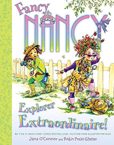 Fancy Nancy  Explorer Extroidinar