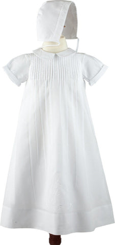 Boy's Christening Gown w/Hat Feltman Brothers