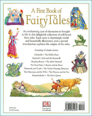 First Book of Fairy Tales Mary Hoffman