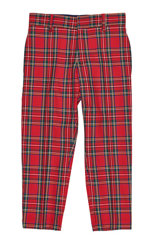 Plaid Pants Florence Eiseman
