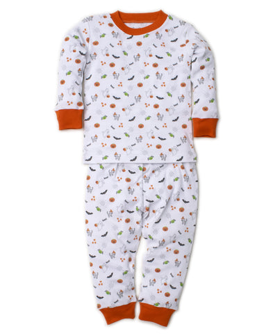 Fright Fest 2pc Pjs Toddler Kissy Kissy