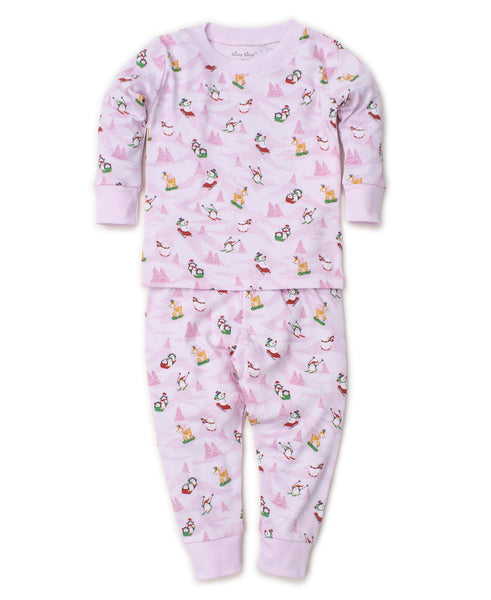 Frosty Friends 2pc Pjs Girls Toddler Kissy Kissy