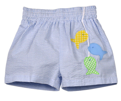 Fish Swim Trunk Set Funtasia Too