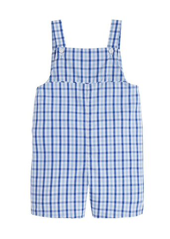 Hampton Shortall Seaside Plaid Little English