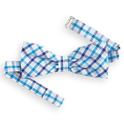 Harbour Plaid Bow Tie Bella Bliss