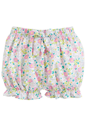Ditsy Floral Bow Bloomer Little English