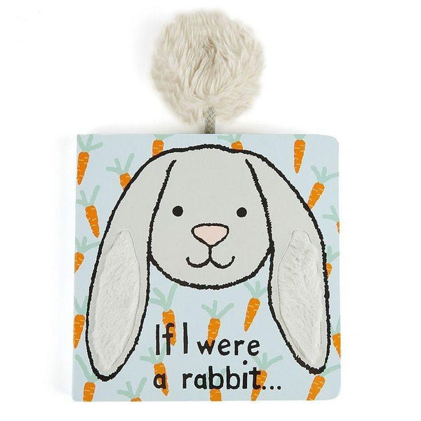 If I Were A Rabbit Book Jellycat