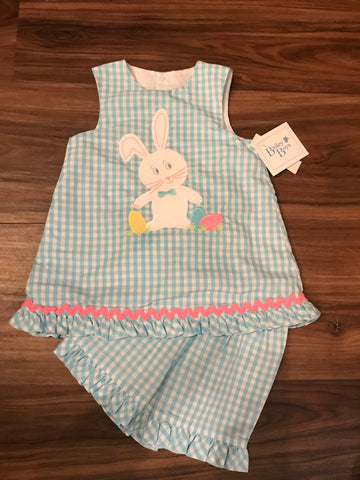 Thumper Criss Cross Shorts Set The Bailey Boys