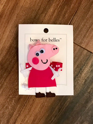 Peppa Pig Bow Bows for Belles